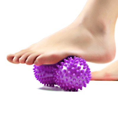 Exercise Yoga Peanut Shape Silicone Foot Barbed Massage BallExercise Equipments<br>Exercise Yoga Peanut Shape Silicone Foot Barbed Massage Ball<br><br>Functions: Other<br>Package Content: 1 x Massage Ball<br>Package Size(L x W x H): 15.00 x 9.00 x 9.00 cm / 5.91 x 3.54 x 3.54 inches<br>Package weight: 0.1600 kg<br>Product Size(L x W x H): 14.20 x 7.80 x 7.80 cm / 5.59 x 3.07 x 3.07 inches<br>Product weight: 0.1360 kg<br>Type: Other Equipment