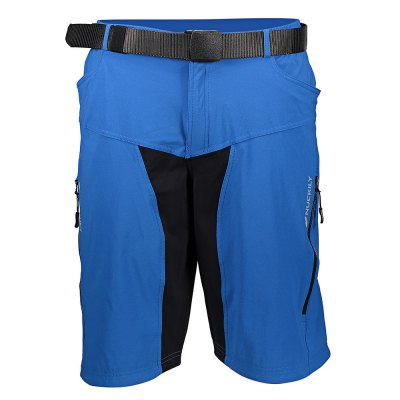 NUCKILY MK004 Breathable Cycling Short Pants with Waist Belt