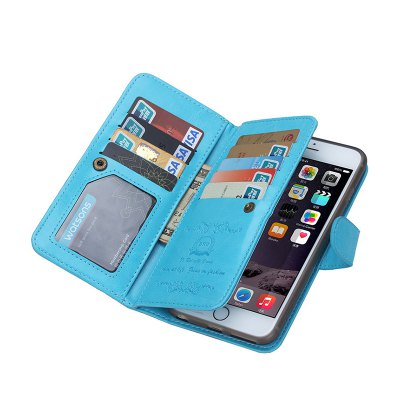 Crazy Horse Wallet Phone CaseiPhone Cases/Covers<br>Crazy Horse Wallet Phone Case<br><br>Compatible for Apple: iPhone 7<br>Features: Anti-knock, FullBody Cases, With Credit Card Holder<br>Material: PU Leather<br>Package Contents: 1 x Phone Cover<br>Package size (L x W x H): 15.00 x 8.00 x 2.40 cm / 5.91 x 3.15 x 0.94 inches<br>Package weight: 0.0700 kg<br>Product size (L x W x H): 14.00 x 7.00 x 1.40 cm / 5.51 x 2.76 x 0.55 inches<br>Product weight: 0.0500 kg<br>Style: Modern
