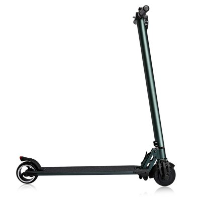Aluminum Alloy 5200mAh  5.5 inch Folding Electric ScooterKick Scooter<br>Aluminum Alloy 5200mAh  5.5 inch Folding Electric Scooter<br><br>Battery: Li-ion battery ( South Korea Imported )<br>Battery Capacity: 5200mAh<br>Battery Rate: 52W<br>Charger type: EU plug<br>Charging Time: 120 Minutes<br>Folding: Yes<br>Material: Aluminum Alloy<br>Max Payload: 100kg<br>Maximum Mileage: 12km<br>Maximum Speed: 20km/h<br>Mileage (depends on road and driver weight): 8-15km<br>Motor Rated Power: 250W<br>Package Content: 1 x Electric Scooter, 1 x Charger, 1 x Wrench, 1 x English User Manual<br>Package size: 104.00 x 29.00 x 19.00 cm / 40.94 x 11.42 x 7.48 inches<br>Package weight: 11.1000 kg<br>Product size: 92.00 x 48.00 x 106.00 cm / 36.22 x 18.9 x 41.73 inches<br>Product weight: 7.8000 kg<br>Seat Type: without Seat<br>Type: Electric Kick Scooter<br>Wheel Number: 2 Wheel<br>Working Temperature: -10 - 40 Deg.C