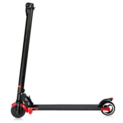 Aluminum Alloy 5.5 inch 5200mAh Folding Electric ScooterKick Scooter<br>Aluminum Alloy 5.5 inch 5200mAh Folding Electric Scooter<br><br>Battery: Li-ion battery<br>Battery Capacity: 5200mAh<br>Battery Rate: 52W<br>Charger type: EU plug<br>Charging Time: 120 Minutes<br>Folding: Yes<br>Material: Aluminum Alloy<br>Max Payload: 100kg<br>Maximum Mileage: 10km<br>Maximum Speed: 20km/h<br>Mileage (depends on road and driver weight): 8-15km<br>Motor Rated Power: 250W<br>Package Content: 1 x Electric Scooter, 1 x Charger, 1 x Wrench, 1 x English User Manual<br>Package size: 104.00 x 29.00 x 19.00 cm / 40.94 x 11.42 x 7.48 inches<br>Package weight: 11.1000 kg<br>Product size: 92.00 x 48.00 x 106.00 cm / 36.22 x 18.9 x 41.73 inches<br>Product weight: 7.8000 kg<br>Seat Type: without Seat<br>Type: Electric Kick Scooter<br>Wheel Number: 2 Wheel<br>Working Temperature: -10 - 40 Deg.C