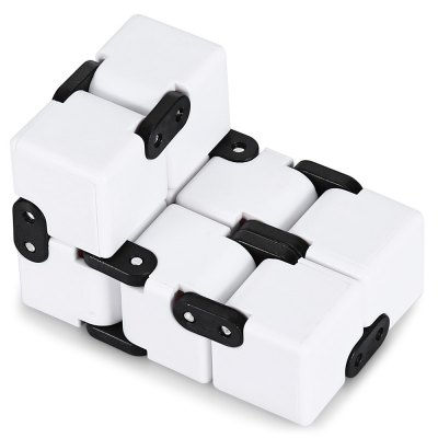 Infinity Cube Fidget Style EDC Fidgeting Stress RelieverNovelty Toys<br>Infinity Cube Fidget Style EDC Fidgeting Stress Reliever<br><br>Features: DIY Toy, manual<br>Materials: Plastic<br>Package Contents: 1 x Infinity Cube<br>Package size: 8.70 x 5.50 x 3.50 cm / 3.43 x 2.17 x 1.38 inches<br>Package weight: 0.0600 kg<br>Product size: 3.50 x 3.50 x 3.50 cm / 1.38 x 1.38 x 1.38 inches<br>Product weight: 0.0370 kg<br>Series: Entertainment,Lifestyle<br>Theme: Trick