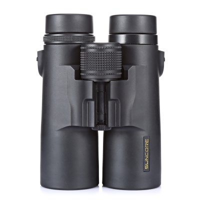 SUNCORE Water-resistant 10 x 42mm HD Binocular TelescopeBinoculars and Telescopes<br>SUNCORE Water-resistant 10 x 42mm HD Binocular Telescope<br><br>Amplification Factor: 10X<br>Brand: SUNCORE<br>Coating Film: FMC<br>Exit pupil diameter: 4mm<br>Exit pupil distance: 13.6mm<br>Eyepiece Diameter: 17mm<br>Features: Waterproof, Anti-slip<br>Field Angle(degree): 5.8 degree<br>Field of view: 102 / 1000m<br>For: Hunting, Beach, Bird watching, Boating/Yachting, Theater, Horse racing<br>Material: Plastic<br>Objective Lens (mm) : 42mm<br>Optical Material: BAK-4<br>Package Contents: 1 x SUNCORE Binocular, 1x Cleaning Cloth, 1 x Lanyard, 1 x Storage Bag, 1 x English User Manual<br>Package size (L x W x H): 16.50 x 17.50 x 8.00 cm / 6.5 x 6.89 x 3.15 inches<br>Package weight: 0.8050 kg<br>Prism System: Roof System<br>Product size (L x W x H): 15.20 x 13.50 x 6.50 cm / 5.98 x 5.31 x 2.56 inches<br>Product weight: 0.5750 kg<br>Type: Binocular Telescope