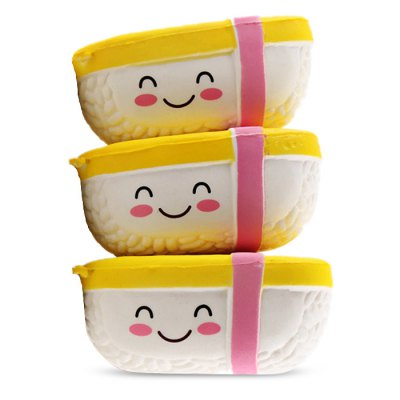 Realistic Egg Sushi Soft PU Foam Squishy ToySquishy toys<br>Realistic Egg Sushi Soft PU Foam Squishy Toy<br><br>Materials: PU<br>Package Content: 1 x Squishy Toy<br>Package Dimension: 12.00 x 7.00 x 6.00 cm / 4.72 x 2.76 x 2.36 inches<br>Package Weights: 70g<br>Pattern Type: Delicacy<br>Product Dimension: 10.00 x 5.00 x 5.00 cm / 3.94 x 1.97 x 1.97 inches<br>Product Weights: 44g<br>Products Type: Squishy Toy<br>Use: Home Decoration