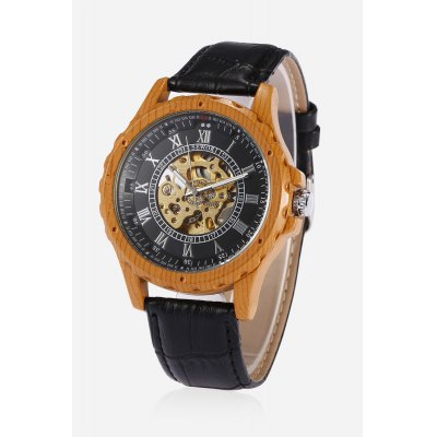 SEWOR 201705 Men Auto Mechanical Watch