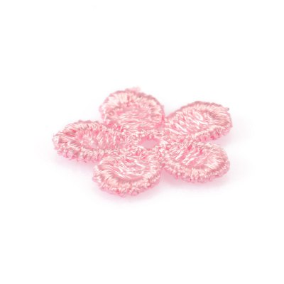 Floral Lace Clothes Patches for Wedding PartyDecorative Flowers<br>Floral Lace Clothes Patches for Wedding Party<br><br>Package Contents: 1 x Flower Patch<br>Package size (L x W x H): 10.00 x 10.00 x 1.10 cm / 3.94 x 3.94 x 0.43 inches<br>Package weight: 0.0150 kg<br>Product size (L x W x H): 2.10 x 2.10 x 0.10 cm / 0.83 x 0.83 x 0.04 inches<br>Product weight: 0.0010 kg