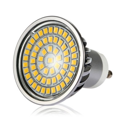 GU10 4.5W 220 - 240V LED SpotlightSpot Bulbs<br>GU10 4.5W 220 - 240V LED Spotlight<br><br>Application: Bathroom, Bed Room, Foyer, Kitchen, Study<br>Bulb Base Type: GU10<br>Color temperatures: 3000K<br>Is Dimmable: No<br>Lumens: 300lm<br>Package Contents: 1 x Spotlight, 1 x English User Manual<br>Package Size(L x W x H): 6.00 x 6.00 x 6.60 cm / 2.36 x 2.36 x 2.6 inches<br>Package weight: 0.0790 kg<br>Power Source: AC<br>Product Size(L x W x H): 5.00 x 5.00 x 5.60 cm / 1.97 x 1.97 x 2.2 inches<br>Product weight: 0.0490 kg<br>Type: Spotlights