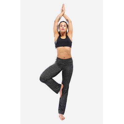 Straight Fitness Quick Dry Running Women Pants for Workout
