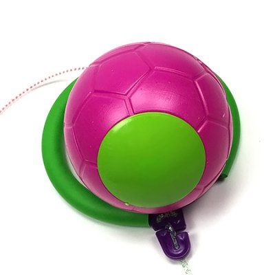 Soccer Shaped One Foot Skip Ball Kids Educational Exercise ToyTeam Sports<br>Soccer Shaped One Foot Skip Ball Kids Educational Exercise Toy<br><br>Package Content: 1 x Kids Skip Ball<br>Package size: 15.00 x 15.00 x 12.00 cm / 5.91 x 5.91 x 4.72 inches<br>Package weight: 0.1650 kg<br>Product weight: 0.1300 kg