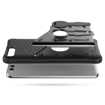 Luanke Case Bumper ProtectorCases &amp; Leather<br>Luanke Case Bumper Protector<br><br>Brand: Luanke<br>Compatible Model: Mi 6<br>Features: Anti-knock, Back Cover, Cases with Stand<br>Mainly Compatible with: Xiaomi<br>Material: PC, TPU<br>Package Contents: 1 x Phone Case<br>Package size (L x W x H): 17.00 x 9.00 x 2.20 cm / 6.69 x 3.54 x 0.87 inches<br>Package weight: 0.0800 kg<br>Product Size(L x W x H): 15.10 x 7.70 x 1.20 cm / 5.94 x 3.03 x 0.47 inches<br>Product weight: 0.0380 kg<br>Style: Modern, Pattern, Cool
