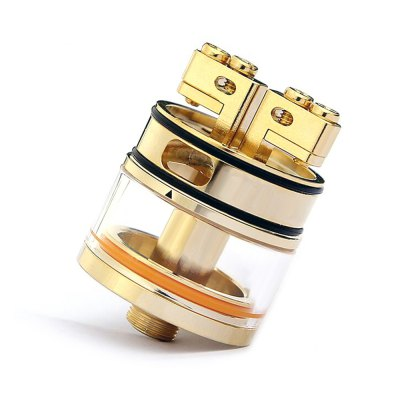 OBS CRIUS RDTARebuildable Atomizers<br>OBS CRIUS RDTA<br><br>Brand: ADVKEN<br>Material: Stainless Steel, Plastic<br>Model: CRIUS<br>Package Contents: 1 x Crius RDTA Tank, 1 x Spare Glass, 2 x Coil, 1 x DIY Spare Part<br>Package size (L x W x H): 8.50 x 6.50 x 4.50 cm / 3.35 x 2.56 x 1.77 inches<br>Package weight: 0.1300 kg<br>Product size (L x W x H): 4.90 x 2.40 x 2.40 cm / 1.93 x 0.94 x 0.94 inches<br>Product weight: 0.0420 kg<br>Thread: 510<br>Type: Rebuildable Atomizer, Rebuildable Tanks, Rebuildable Drippers