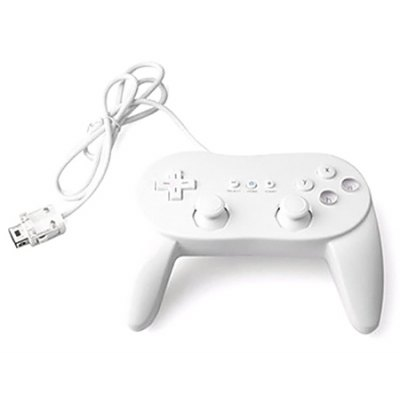 Classic Wired Game Controller for Wii