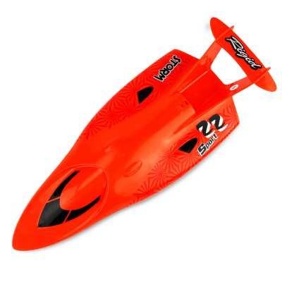 Create toys 3322 2.4ghz brushed rc boat - rtr...