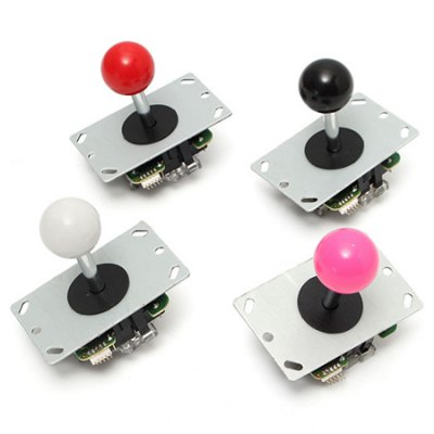 DIY Handle Joystick KitsGame Accessories<br>DIY Handle Joystick Kits<br><br>Game Accessories Type: Accessory Kits<br>Package Contents: 1 x Rocker, 10 x Button, 1 x Rocker Chip<br>Package size: 16.00 x 10.00 x 10.00 cm / 6.3 x 3.94 x 3.94 inches<br>Package weight: 0.4520 kg<br>Product size: 16.00 x 10.00 x 10.00 cm / 6.3 x 3.94 x 3.94 inches<br>Product weight: 0.4320 kg