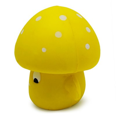 Cartoon Mushroom Ultra Soft PU Foam Squishy ToySquishy toys<br>Cartoon Mushroom Ultra Soft PU Foam Squishy Toy<br><br>Materials: PU<br>Package Content: 1 x Squishy Toy<br>Package Dimension: 9.00 x 9.00 x 10.00 cm / 3.54 x 3.54 x 3.94 inches<br>Package Weights: 65g<br>Pattern Type: Emoji<br>Product Dimension: 7.50 x 7.50 x 9.50 cm / 2.95 x 2.95 x 3.74 inches<br>Product Weights: 39g<br>Products Type: Squishy Toy<br>Use: Home Decoration, Art &amp; Collectible