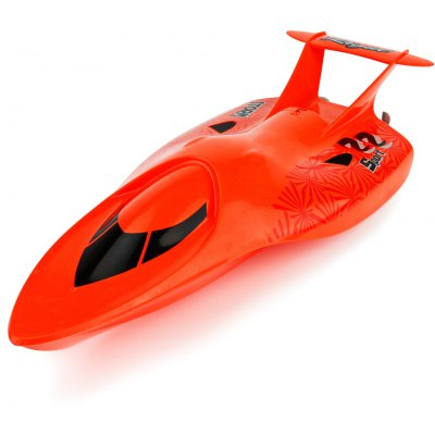 CREATE TOYS 3322 2.4GHz Brushed RC Boat - RTR