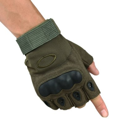 Pair of Male Half-finger Protective Cycling Tactical Sports GlovesCycling Gloves<br>Pair of Male Half-finger Protective Cycling Tactical Sports Gloves<br><br>Gender: Men<br>Package Contents: 1 x Pair of Sports Gloves<br>Package size (L x W x H): 18.00 x 14.00 x 2.00 cm / 7.09 x 5.51 x 0.79 inches<br>Package weight: 0.1500 kg<br>Product size (L x W x H): 15.00 x 12.00 x 1.00 cm / 5.91 x 4.72 x 0.39 inches<br>Product weight: 0.1000 kg<br>Size: L,M,XL<br>Style Design: Half-finger