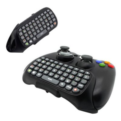 Wireless Handle / Controller Chat KeyboardGame Accessories<br>Wireless Handle / Controller Chat Keyboard<br><br>Package Contents: 1 x Keyboard<br>Package size (L x W x H): 15.20 x 6.60 x 5.80 cm / 5.98 x 2.6 x 2.28 inches<br>Package weight: 0.1700 kg<br>Product size (L x W x H): 14.20 x 5.60 x 4.80 cm / 5.59 x 2.2 x 1.89 inches<br>Product weight: 0.1500 kg