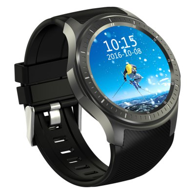 DOMINO DM368 Plus 3G Smartwatch PhoneSmart Watch Phone<br>DOMINO DM368 Plus 3G Smartwatch Phone<br><br>Additional Features: 2G, Sound Recorder, People, Notification, MP3, Bluetooth, GPS, Browser, Alarm, 3G, Wi-Fi<br>Battery: 400mAh Built-in<br>Bluetooth Version: V4.0<br>Brand: DOMINO<br>Camera type: No camera<br>Cell Phone: 1<br>Charging Dock: 1<br>Cleaning Cloth: 1<br>Cores: Quad Core, 1GHz<br>CPU: MTK6580<br>English Manual : 1<br>External Memory: Not Supported<br>Frequency: GSM 850/900/1800/1900MHz WCDMA 850/2100MHz<br>Functions: Pedometer, Message, Heart rate measurement<br>Languages: Chinese, English, French, German, Spanish, Portuguese, Italian, Dutch, Russian,, Polish, Turkish, Korean, Hebrew, Malay, Indonesian, Vietnamese, Arabic, Pesian, Thai, Hindi<br>Music format: MP3<br>Network type: GSM+WCDMA<br>OS: Android 5.1<br>Package size: 12.00 x 10.50 x 8.90 cm / 4.72 x 4.13 x 3.5 inches<br>Package weight: 0.2280 kg<br>Picture format: GIF, JPEG, PNG, BMP<br>Product size: 25.00 x 5.00 x 1.37 cm / 9.84 x 1.97 x 0.54 inches<br>Product weight: 0.0678 kg<br>RAM: 1G<br>ROM: 16GB<br>Screen Protector: 1<br>Screen size: 1.39 inch<br>Screen type: Capacitive<br>SIM Card Slot: Single SIM<br>Support 3G : Yes<br>Type: Watch Phone<br>Video format: MP4<br>Wireless Connectivity: 3G, Bluetooth 4.0, GPS, WiFi, GSM