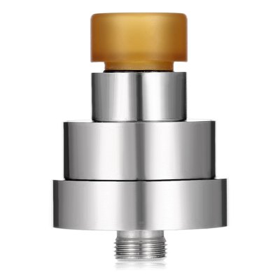 Best RDA Vapor 21mmVapor Styles<br>Best RDA Vapor 21mm<br><br>Atomizer Type: Rebuildable Atomizer, Rebuildable Drippers<br>Material: PEI, Stainless Steel<br>Package Contents: 1 x Atomizer, 1 x Airflow Ring, 1 x Accessory Bag<br>Package size (L x W x H): 6.50 x 6.50 x 4.40 cm / 2.56 x 2.56 x 1.73 inches<br>Package weight: 0.0750 kg<br>Product size (L x W x H): 2.10 x 2.10 x 2.80 cm / 0.83 x 0.83 x 1.1 inches<br>Product weight: 0.0210 kg