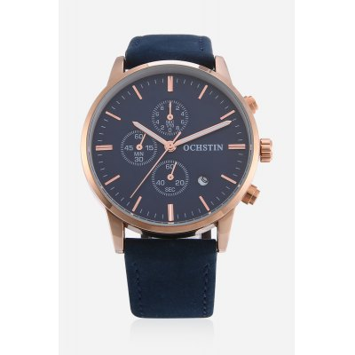 Men Quartz Watch 42mmMens Watches<br>Men Quartz Watch 42mm<br><br>Band material: Genuine Leather<br>Band size: 25.5 x 2cm, 25.5 x 2cm<br>Case material: Stainless Steel<br>Clasp type: Pin buckle<br>Dial size: 4.2 x 4.2 x 1cm, 4.2 x 4.2 x 1cm<br>Display type: Analog<br>Movement type: Quartz watch<br>Package Contents: 1 x Watch, 1 x Box , 1 x Watch, 1 x Box<br>Package size (L x W x H): 16.00 x 8.00 x 5.00 cm / 6.3 x 3.15 x 1.97 inches, 16.00 x 8.00 x 5.00 cm / 6.3 x 3.15 x 1.97 inches<br>Package weight: 0.1500 kg, 0.1500 kg<br>Product size (L x W x H): 25.50 x 4.20 x 1.00 cm / 10.04 x 1.65 x 0.39 inches, 25.50 x 4.20 x 1.00 cm / 10.04 x 1.65 x 0.39 inches<br>Product weight: 0.0600 kg, 0.0600 kg<br>Shape of the dial: Round<br>Special features: Working sub-dial, Working sub-dial, Date<br>Watch style: Fashion<br>Watches categories: Men<br>Water resistance : Life water resistant, Life water resistant<br>Wearable length: 19 - 23cm, 19 - 23cm