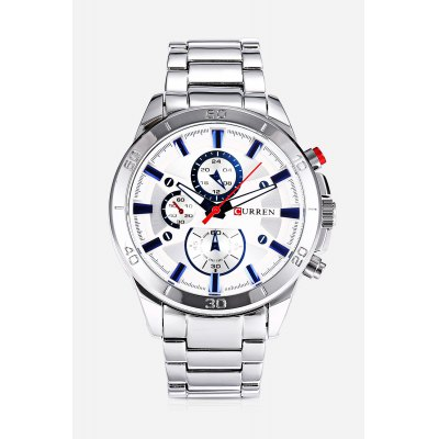 CURREN 8275 Business Sports Watch 45mm