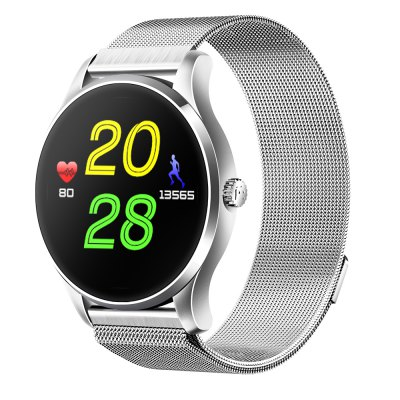 K88 Smartwatch Bluetooth 4.0 IP65 impermeable