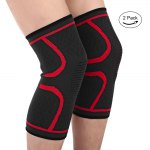 Pair of Knee Compression Sleeve for Sports