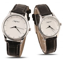 SELF LOVER SL - 1001A Couple Watches
