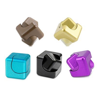 Alloy Stress Reliever Fidget Cube for White-collar WorkerFidget Cubes<br>Alloy Stress Reliever Fidget Cube for White-collar Worker<br><br>Color: Blue<br>Frame material: Alloy<br>Package Contents: 1 x Fidget Cube<br>Package size (L x W x H): 6.50 x 6.50 x 4.20 cm / 2.56 x 2.56 x 1.65 inches<br>Package weight: 0.1600 kg<br>Product size (L x W x H): 2.80 x 2.80 x 2.80 cm / 1.1 x 1.1 x 1.1 inches<br>Product weight: 0.1150 kg