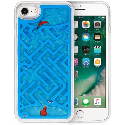 Labyrinth Pattern Phone Case