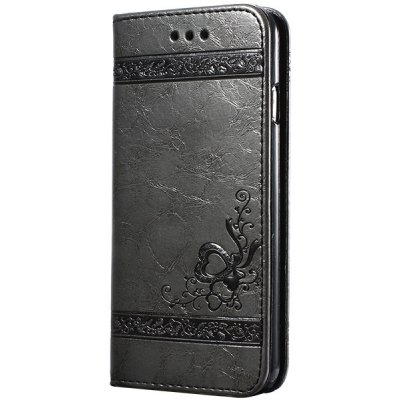 Flower Embossing Phone Cover