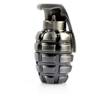 Metal Grenades USB Flash Drive Memory Stick Storage Device