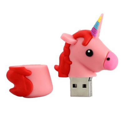 Memory Drive with Pony Design