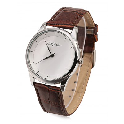 SELF LOVER SL - 1001A Women Quartz WatchWomens Watches<br>SELF LOVER SL - 1001A Women Quartz Watch<br><br>Band material: PU Leather<br>Band size: 23.5 x 2cm<br>Brand: SELF LOVER<br>Case material: Alloy<br>Clasp type: Pin buckle<br>Dial size: 3.2 x 3.2 x 1cm<br>Display type: Analog<br>Movement type: Quartz watch<br>Package Contents: 1 x Watch<br>Package size (L x W x H): 24.00 x 4.00 x 2.00 cm / 9.45 x 1.57 x 0.79 inches<br>Package weight: 0.0250 kg<br>Product size (L x W x H): 23.50 x 3.20 x 1.00 cm / 9.25 x 1.26 x 0.39 inches<br>Product weight: 0.0250 kg<br>Shape of the dial: Round<br>Watch style: Fashion<br>Watches categories: Women<br>Water resistance : Life water resistant<br>Wearable length: 18.5 - 21.5cm