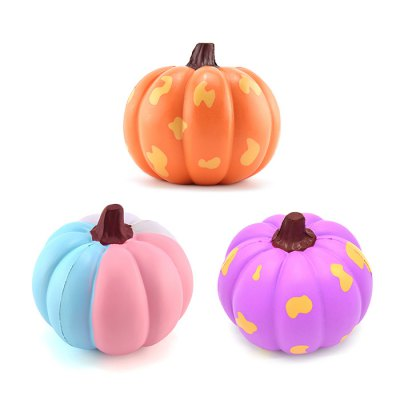 12cm Big Pumpkin PU Foam Squishy Toy with ScentSquishy toys<br>12cm Big Pumpkin PU Foam Squishy Toy with Scent<br><br>Materials: PU<br>Package Content: 1 x Squishy Toy<br>Package Dimension: 14.00 x 14.00 x 11.00 cm / 5.51 x 5.51 x 4.33 inches<br>Package Weights: 125g<br>Pattern Type: Vegetable<br>Product Dimension: 12.00 x 12.00 x 9.00 cm / 4.72 x 4.72 x 3.54 inches<br>Product Weights: 100g<br>Products Type: Squishy Toy<br>Use: Home Decoration, Art &amp; Collectible