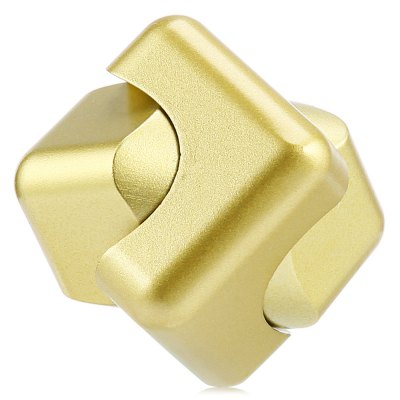 Alloy Fidget Cube Hand SpinnerFidget Spinners<br>Alloy Fidget Cube Hand Spinner<br><br>Color: Gold<br>Frame material: Alloy<br>Package Contents: 1 x Fidget Cube<br>Package size (L x W x H): 6.50 x 6.50 x 4.20 cm / 2.56 x 2.56 x 1.65 inches<br>Package weight: 0.1600 kg<br>Product size (L x W x H): 2.80 x 2.80 x 2.80 cm / 1.1 x 1.1 x 1.1 inches<br>Product weight: 0.1150 kg