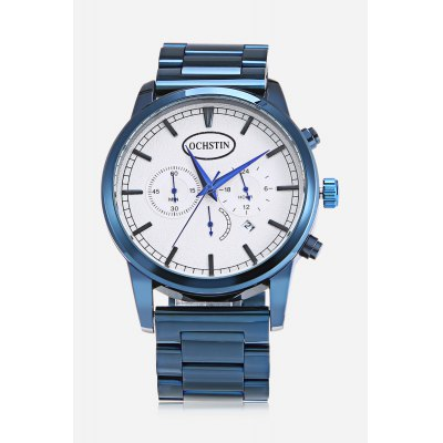 Men Fashion Quartz Watch 45mmMens Watches<br>Men Fashion Quartz Watch 45mm<br><br>Band material: Stainless Steel, Stainless Steel<br>Band size: 24 x 2.5cm, 24 x 2.5cm<br>Case material: Stainless Steel, Stainless Steel<br>Clasp type: Butterfly clasp, Butterfly clasp<br>Dial size: 4.5 x 4.5 x 1.2cm, 4.5 x 4.5 x 1.2cm<br>Display type: Analog, Analog<br>Movement type: Quartz watch, Quartz watch<br>Package Contents: 1 x Watch, 1 x Box , 1 x Watch, 1 x Box<br>Package size (L x W x H): 16.00 x 8.00 x 5.00 cm / 6.3 x 3.15 x 1.97 inches, 16.00 x 8.00 x 5.00 cm / 6.3 x 3.15 x 1.97 inches<br>Package weight: 0.2600 kg, 0.2600 kg<br>Product size (L x W x H): 24.00 x 4.50 x 1.20 cm / 9.45 x 1.77 x 0.47 inches, 24.00 x 4.50 x 1.20 cm / 9.45 x 1.77 x 0.47 inches<br>Product weight: 0.1720 kg, 0.1720 kg<br>Shape of the dial: Round, Round<br>Special features: Date, Working sub-dial, Working sub-dial, Date<br>Watch style: Fashion, Fashion<br>Watches categories: Men, Men<br>Water resistance : Life water resistant, Life water resistant
