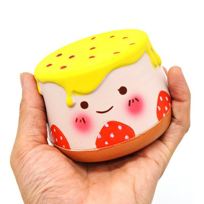 Cute Cartoon Pudding Soft PU Foam Squishy ToySquishy toys<br>Cute Cartoon Pudding Soft PU Foam Squishy Toy<br><br>Materials: PU<br>Package Content: 1 x Squishy Toy<br>Package Dimension: 13.00 x 13.00 x 8.00 cm / 5.12 x 5.12 x 3.15 inches<br>Package Weights: 105g<br>Pattern Type: Snack<br>Product Dimension: 10.00 x 10.00 x 6.00 cm / 3.94 x 3.94 x 2.36 inches<br>Product Weights: 85g<br>Products Type: Squishy Toy<br>Use: Home Decoration, Art &amp; Collectible