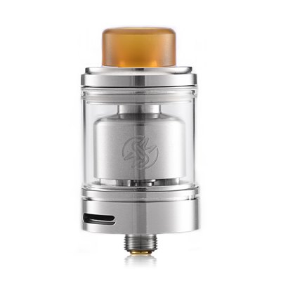 Wotofo SERPENT SMM RTARebuildable Atomizers<br>Wotofo SERPENT SMM RTA<br><br>Brand: Wotofo<br>Material: Stainless Steel, Glass<br>Model: SERPENT SMM<br>Package Contents: 1 x Atomizer, 1 x Glass Tank, 1 x Accessory Bag, 1 x English User Manual<br>Package size (L x W x H): 9.20 x 5.60 x 3.70 cm / 3.62 x 2.2 x 1.46 inches<br>Package weight: 0.1430 kg<br>Product size (L x W x H): 4.55 x 2.40 x 2.40 cm / 1.79 x 0.94 x 0.94 inches<br>Product weight: 0.0430 kg<br>Rebuildable Atomizer: RBA,RTA<br>Tank Capacity: 4.0ml<br>Thread: 510<br>Type: Rebuildable Atomizer, Tank Atomizer, Rebuildable Tanks