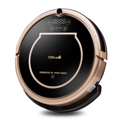 Haier XShuai T370 Robotic Vacuum Cleaner Automatic Remote Control Cleaning 