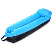 Portable Water-resistant 200kg Loading Fast Inflatable Bed Sofa