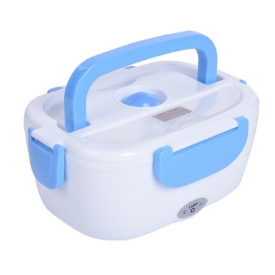 12V Car Electronic Heated Food ContainerOther Car Gadgets<br>12V Car Electronic Heated Food Container<br><br>Package Contents: 1 x Lunch Box, 1 x Power Cable, 1 x English Manual<br>Package size (L x W x H): 25.00 x 18.00 x 12.00 cm / 9.84 x 7.09 x 4.72 inches<br>Package weight: 0.6300 kg<br>Product size (L x W x H): 23.50 x 16.50 x 11.00 cm / 9.25 x 6.5 x 4.33 inches<br>Product weight: 0.5000 kg