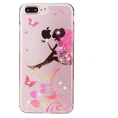 Pretty Girl Case for iPhone 7 Plus