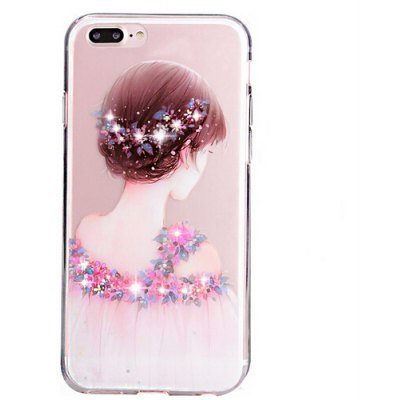 Pretty Girl Soft TPU Case Protector