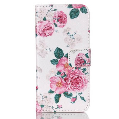 Rose Printing Case for iPhone 7