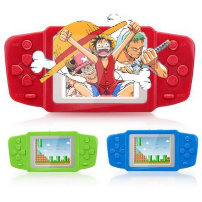 2.5 inch Kids Handheld Game Console with 268 Classic Games