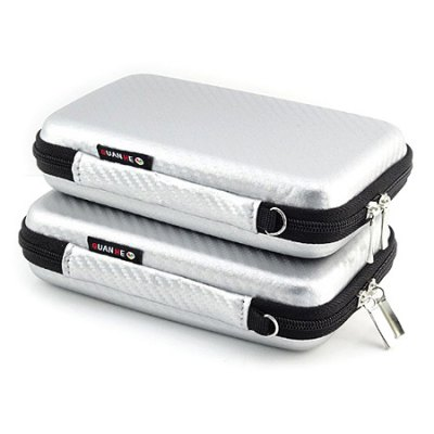 2.5 inch Portable Storage Bag CaseOther PC Parts<br>2.5 inch Portable Storage Bag Case<br><br>Package size: 20.00 x 12.00 x 5.00 cm / 7.87 x 4.72 x 1.97 inches<br>Package weight: 0.1500 kg<br>Packing List: 1 x Hard Disk Case<br>Product size: 17.50 x 10.00 x 4.20 cm / 6.89 x 3.94 x 1.65 inches<br>Product weight: 0.1000 kg<br>Type: Storage bag
