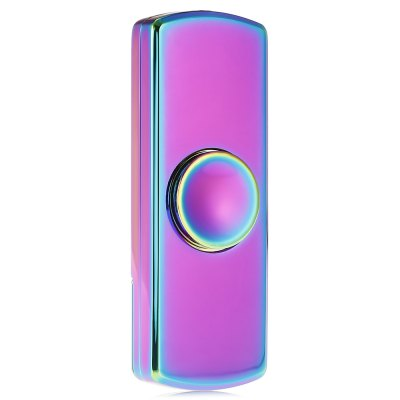 2 in 1 Cuboid Cigarette Lighter Fidget SpinnerFidget Spinners<br>2 in 1 Cuboid Cigarette Lighter Fidget Spinner<br><br>Color: Colorful<br>Features: LED Light, Electroplated<br>Frame material: Zinc Alloy<br>Package Contents: 1 x Fidget Spinner, 1 x USB Cable, 1 x Box<br>Package size (L x W x H): 12.00 x 7.50 x 3.00 cm / 4.72 x 2.95 x 1.18 inches<br>Package weight: 0.1400 kg<br>Product size (L x W x H): 7.40 x 2.70 x 1.40 cm / 2.91 x 1.06 x 0.55 inches<br>Product weight: 0.0630 kg<br>Swing Numbers: Dual Bar<br>Type: Dual Blade, Cool