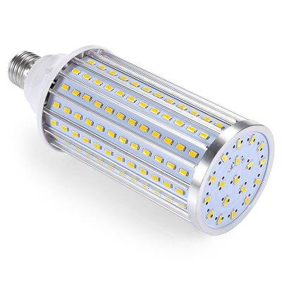 E27 360 Degree 210 LEDs Corn BulbCorn Bulbs<br>E27 360 Degree 210 LEDs Corn Bulb<br><br>Available Light Color: Warm White<br>CCT/Wavelength: 3500K<br>Emitter Types: SMD 5730<br>Features: Long Life Expectancy<br>Function: Commercial Lighting, Home Lighting<br>Holder: E27<br>Luminous Flux: 2310Lm<br>Output Power: 50W<br>Package Contents: 1 x E27 210 LEDs Corn Bulb<br>Package size (L x W x H): 7.50 x 7.50 x 21.00 cm / 2.95 x 2.95 x 8.27 inches<br>Package weight: 0.3250 kg<br>Product weight: 0.2750 kg<br>Sheathing Material: Aluminum, Plastic<br>Total Emitters: 210<br>Type: Corn Bulbs<br>Voltage (V): AC 80-265V